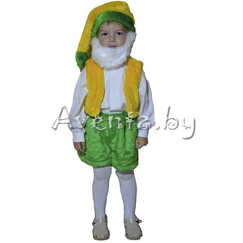 костюм гнома