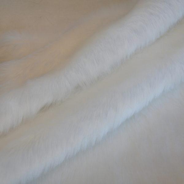 Мех белый