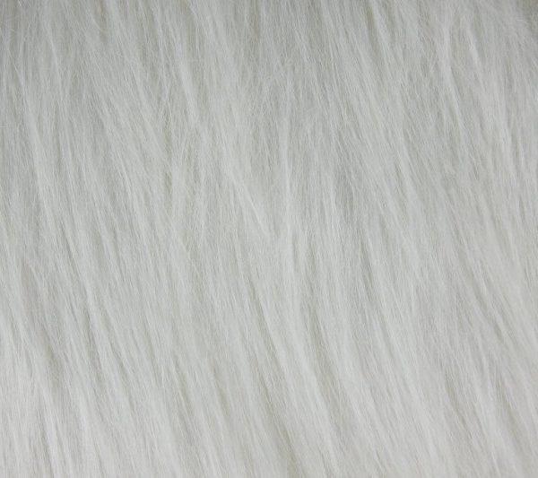 Белый мех