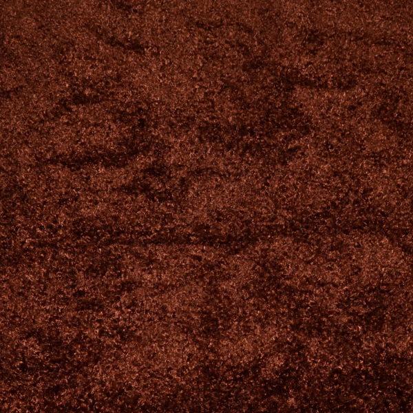 Искусственный мех коричневый бараш